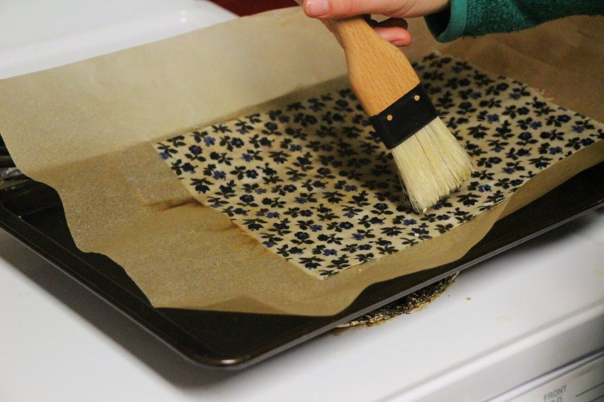 DIY: Beeswax Food Wraps
