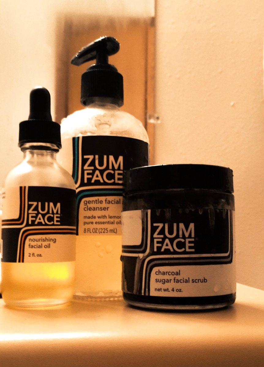 Review: ZUM Face Routine